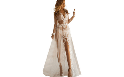 Wardrobe Idea: Tulle Robe
