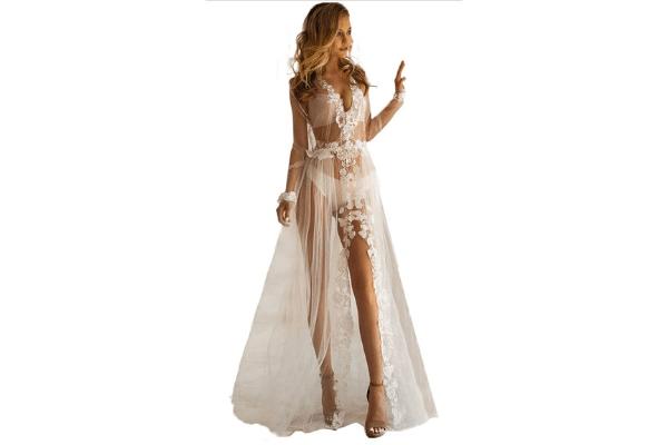 Wardrobe Idea: Tulle Robe
