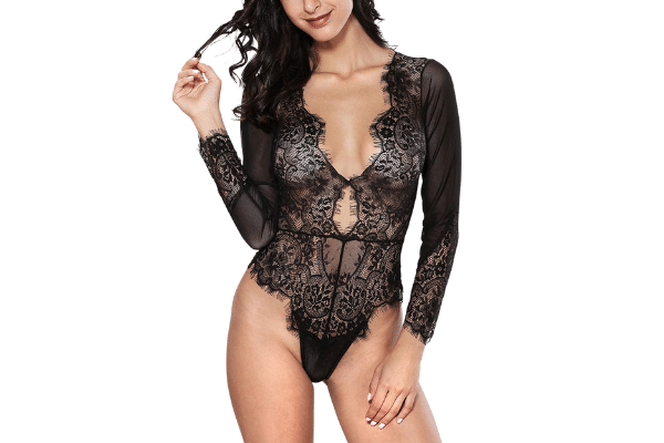 Wardrobe Idea: Lace Bodysuit