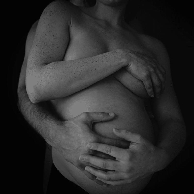 Pregnancy Boudoir