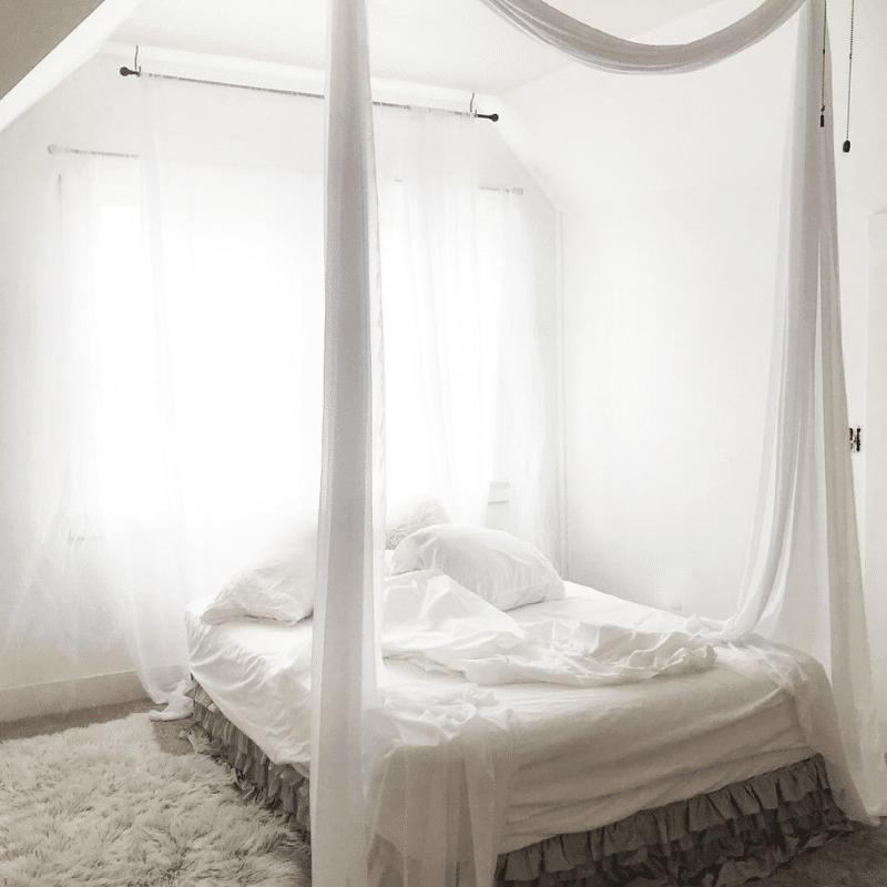 Lansing wedding boudoir
