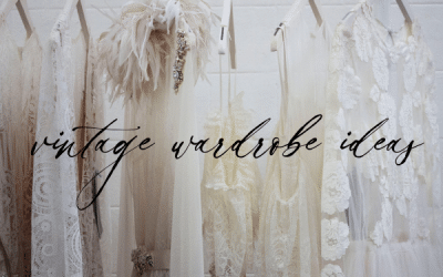 Vintage Wardrobe Ideas